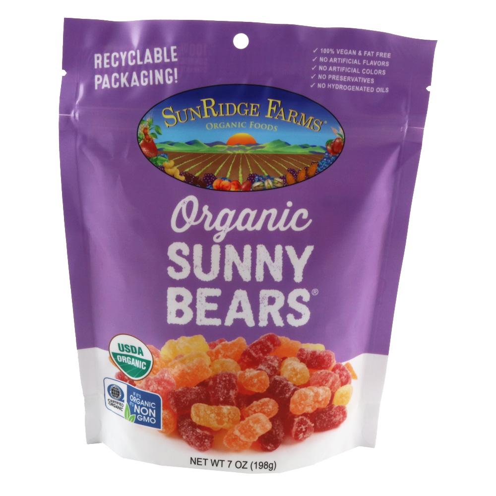 Organic Sunny Bears