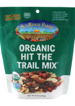Organic Hit The Trail Mix