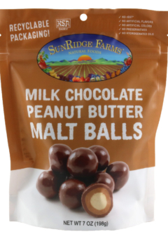 Milk Chocolate Peanut Butter Malt Balls
